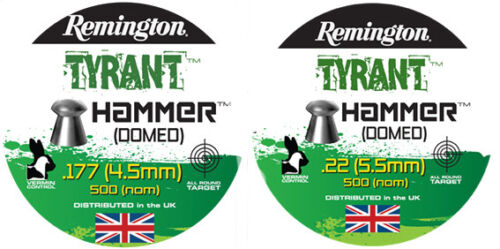 Tyrant 500 177 Marteau Dome Pellets special offer