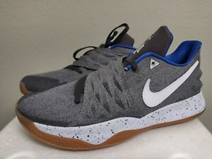 promo code 17b0c a2227 Details about Nike Zoom Kyrie 1 Low UNCLE DREW GREY WHITE 4 GUM AO8979-005  sz 13.5 IRVING RARE