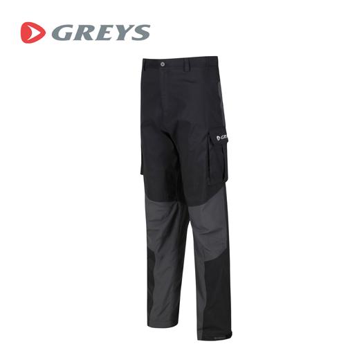 Pantaloni GRIGI tecniche di pesca di grei diuominiioni
