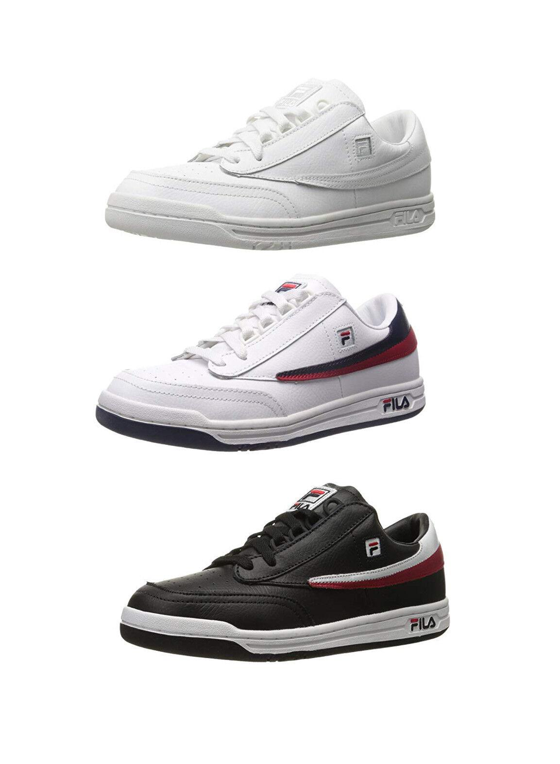 Fila Original Tenis Zapatos Estilo Clásico 1VT13040 Estilo Retro