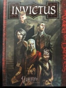 1x-Invictus-Used-Fine-Vampire-The-Requiem-RPG