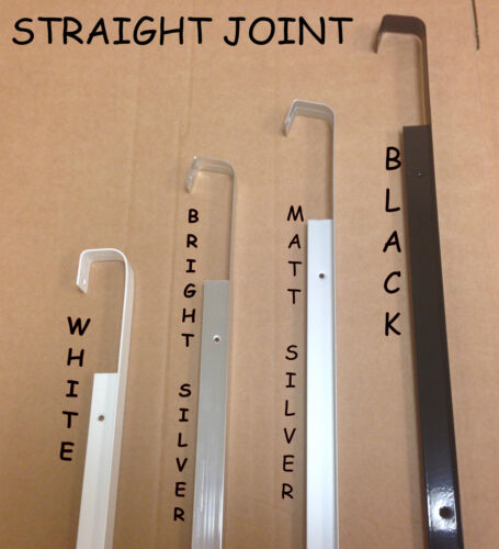 Kitchen Worktop Edging Strips Trims End,Corner,Straight 40mm /& 30mm Worktop Bolt