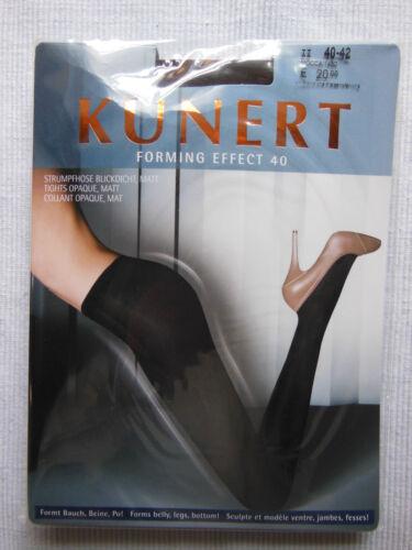 Kunert Forming Effect 40 MOCCA Shaping  UVP 20,00 € 38-40 bis 44-46