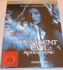 Resident Evil - Apocalypse - 2 DVD/NEU/Horror/Milla Jovovich/Digipak/FSK 18