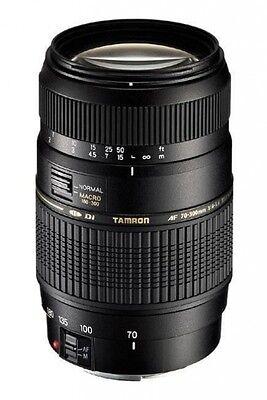 NEW TAMRON 70-300mm Di LD LENS for NIKON SLR Cameras D3300 D7200 D5200 D3200