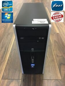 Details about HP COMPAQ ELITE 8300 INTEL CORE i5-3570 3 40GHZ 4GBRAM  500GBHDD WIN7PRO64BIT