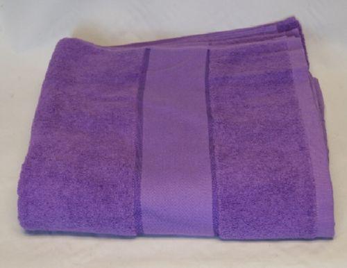 5 couleurs 100/% coton serviette de bain /& jumbo serviette de plage feuilles en paquets de 2