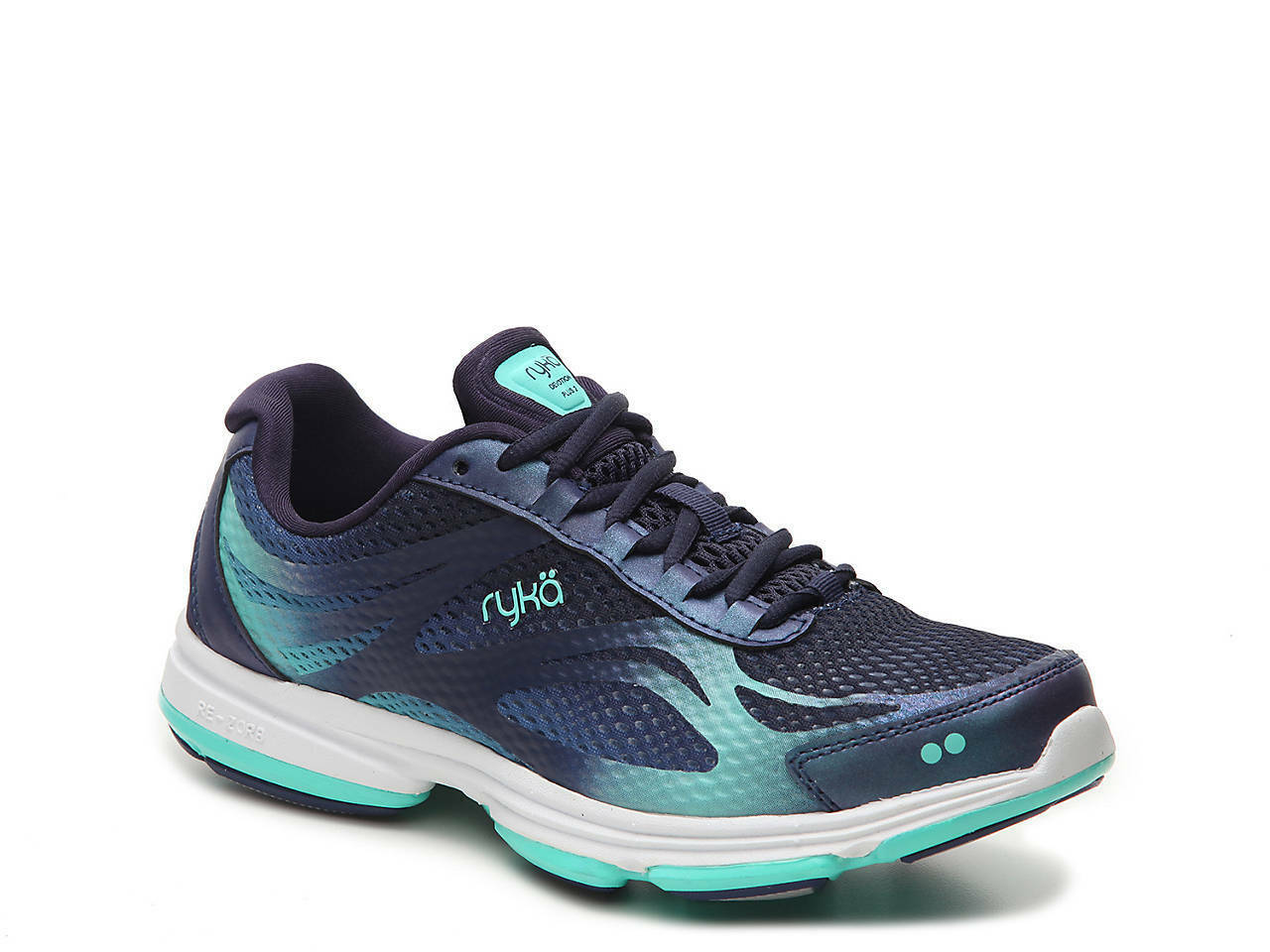 Ryka Devotion plus 2 Walking Chaussures-Femme Chaussures De Sport 8.5 noir turquoise