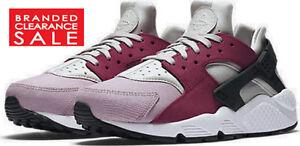 low priced f61d0 17b72 Image is loading BNIB-New-Women-Nike-Air-Huarache-Run-Prm-