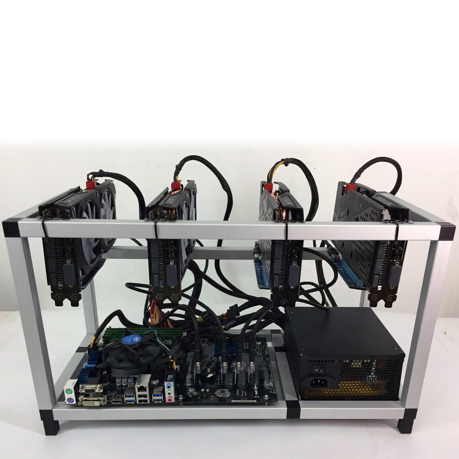 Details about Crypto Coin Mining Raven Grin Beam Ethereum Monero Bitcoin 4x  NVIDIA RTX 2080Ti