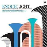 Enoch Light Persuasive Percussion Vol 1, 2 & 3 Remastered Vinyl Passion 2 Lp