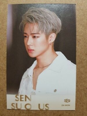 SF9 YOUNGBIN #3 Authentic Official PHOTOCARD NARCISSUS 6th Mini Album