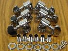 NEW Grover Rotomatic Chrome TUNERS 3x3 for Gibson Les Paul Full Size Upgrade!
