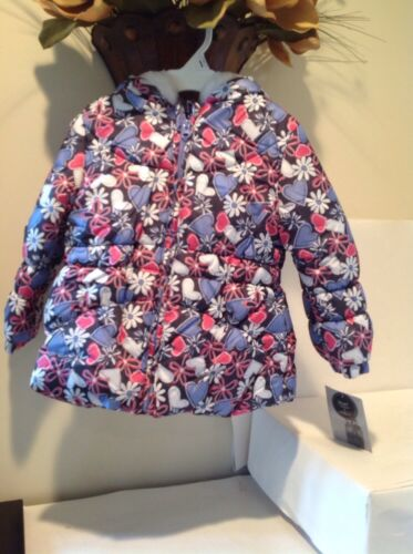 Girl/'s winter jacket London Fog S//4  New With Tags