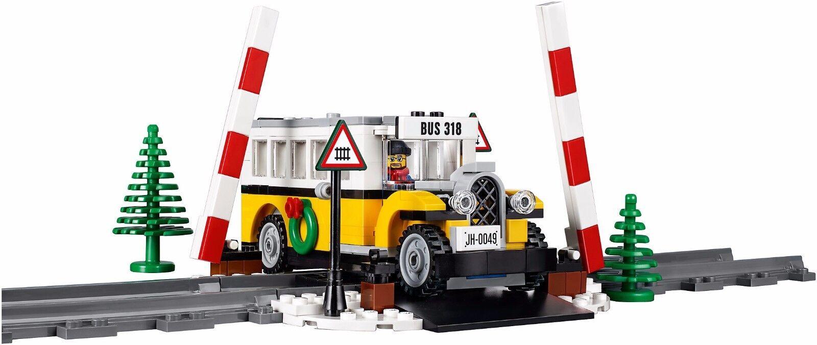 LEGO CREATOR COLLEZIONISTI COLLEZIONISTI COLLEZIONISTI 10259 STAZIONE DEL VILLAGGIO INVERNALE NUOVO 2dab91