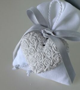 Bomboniere Per 25 Anni Matrimonio.Sacchetto Portaconfetti Bomboniera Per 25 Anniversario Nozze D