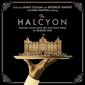 THE-HALCYON-2016-16-track-CD-album-NEW-SEALED-Soundtrack-Kara-Tointon