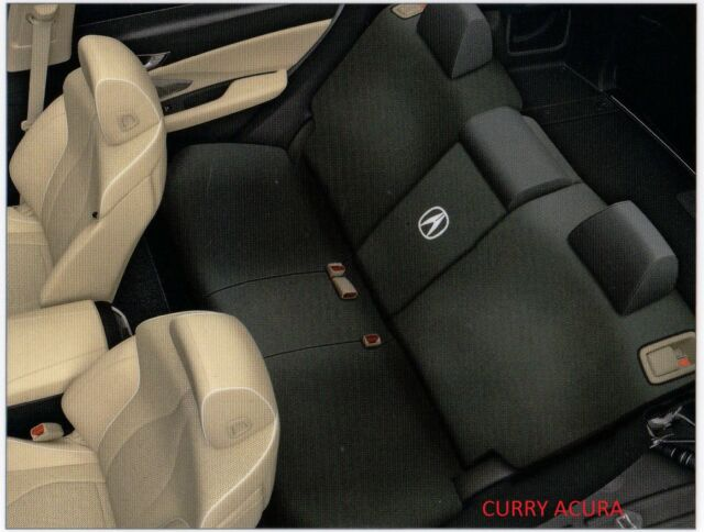 Genuine OEM Acura RDX Nd Row Seat Covers EBay - Acura rdx seat covers