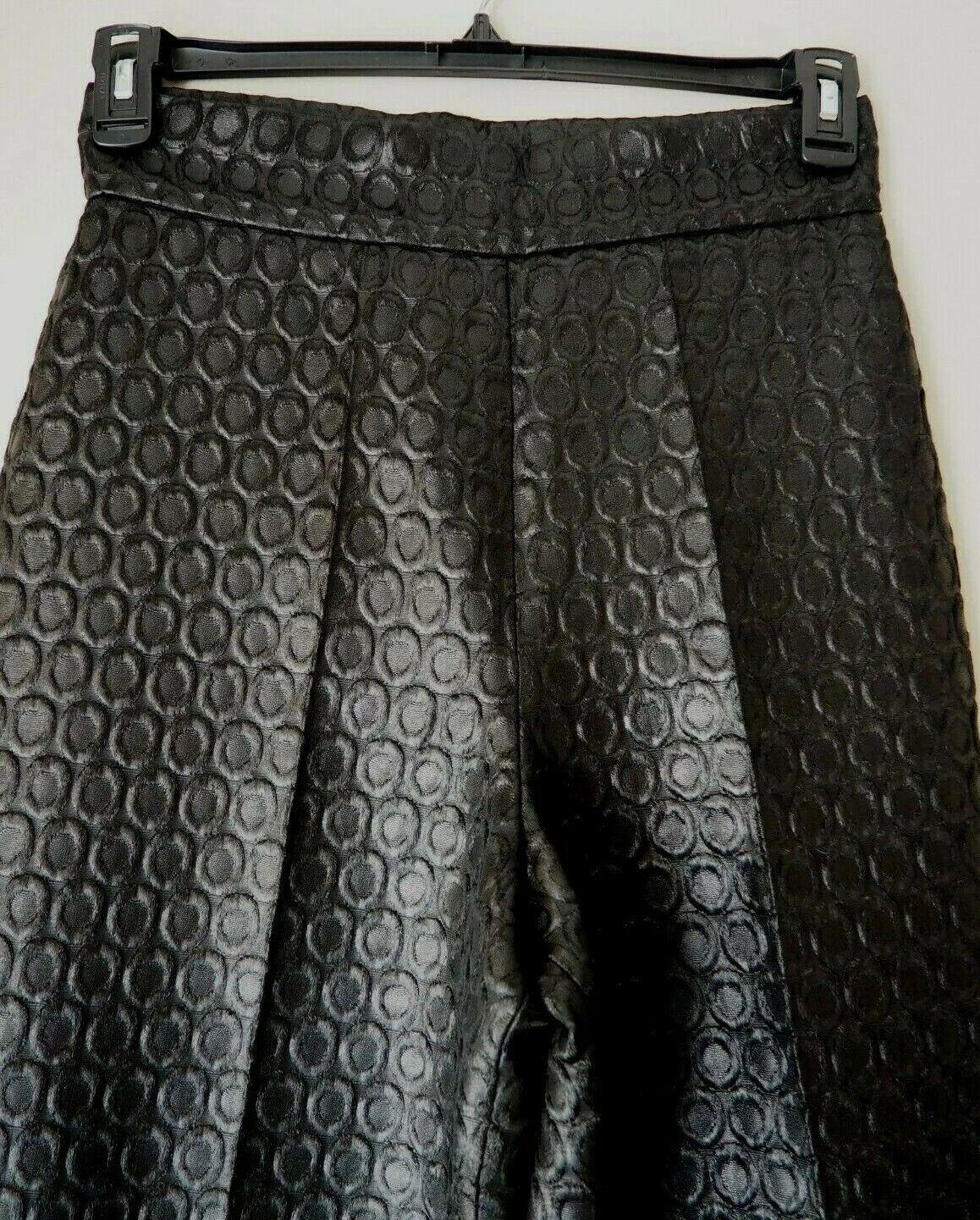 PRADA 1990's Vintage Pants Trousers Circular Desi… - image 5