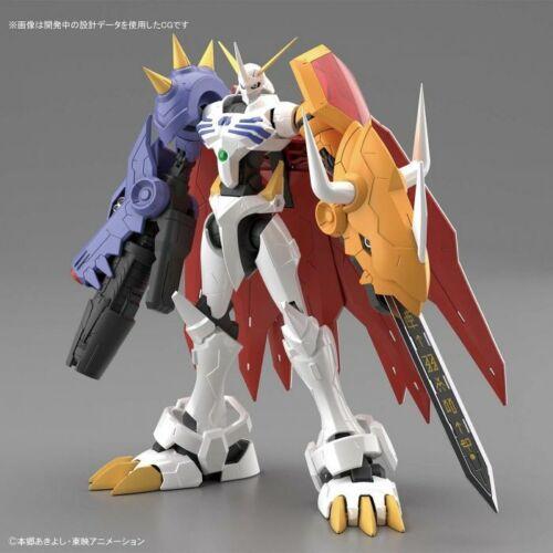 Figurine Bandai montée Model Kit-Digimon Omnimon amplifié