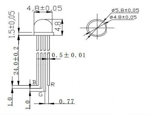 Makita d-08682 Bull point ciseau tige hex 17mm x 280mm