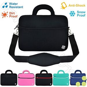 Anti-Shock-Slim-13-034-13-3-034-Laptop-Notebook-Padded-Shoulder-Bag-Carry-Sleeve-Cover