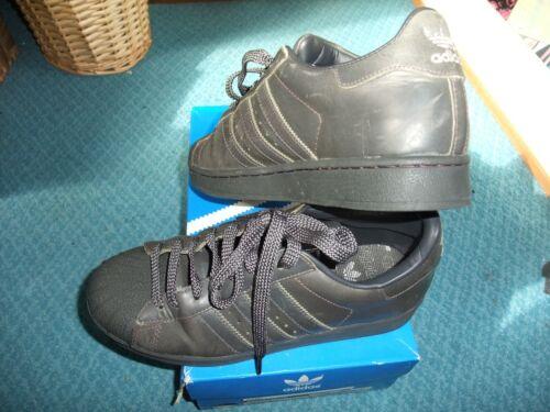 Vintage Casuals Uk8 formateurs Superstar Adidas Originals Bnib Bnwot pqTw6Xx