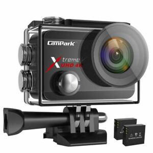 Campark X30 Action Cam 4K 20MP WiFi Unterwasserkam