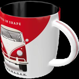 Good In Shape Mug COMBI VW NOSTALGIC