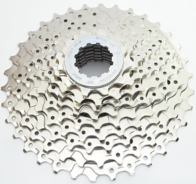 d2914a076f3 Shimano HG400 9-Speed 11-34t Cassette for sale online | eBay