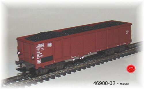 Märklin 46900-02 una luce finale carrello Eaos 106 con inserto carbone #neu in OVP #