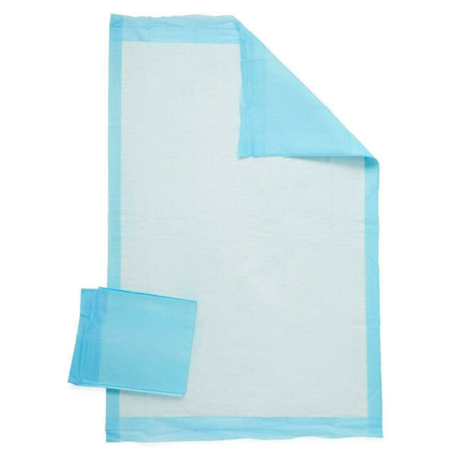 Mckesson 23 X 36 Adult Disposable Bed Incontinence Underpads Lite Weight Chucks Ebay