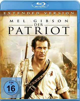 < Blu-ray * DER PATRIOT (EXTENDED VERSION) | MEL GIBSON # NEU OVP