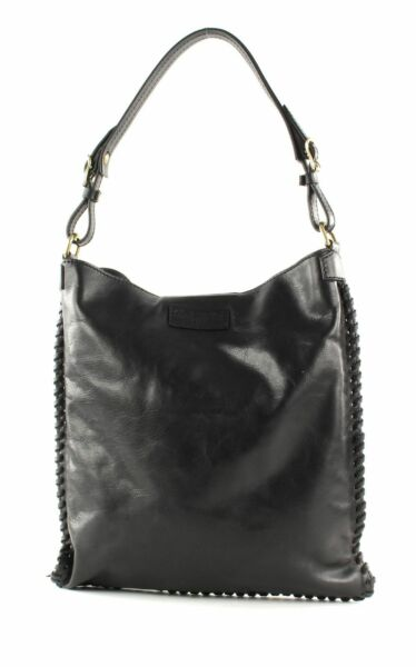 Caterina Lucchi Bramante Pony Hair Shoulder Bag A Tracolla Leopard/black
