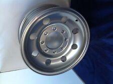 "Ford E250 E350 VAN OEM 16"" Alloy Wheels 8 Lug SET Rims 97 14 Chrome Powdercoated"