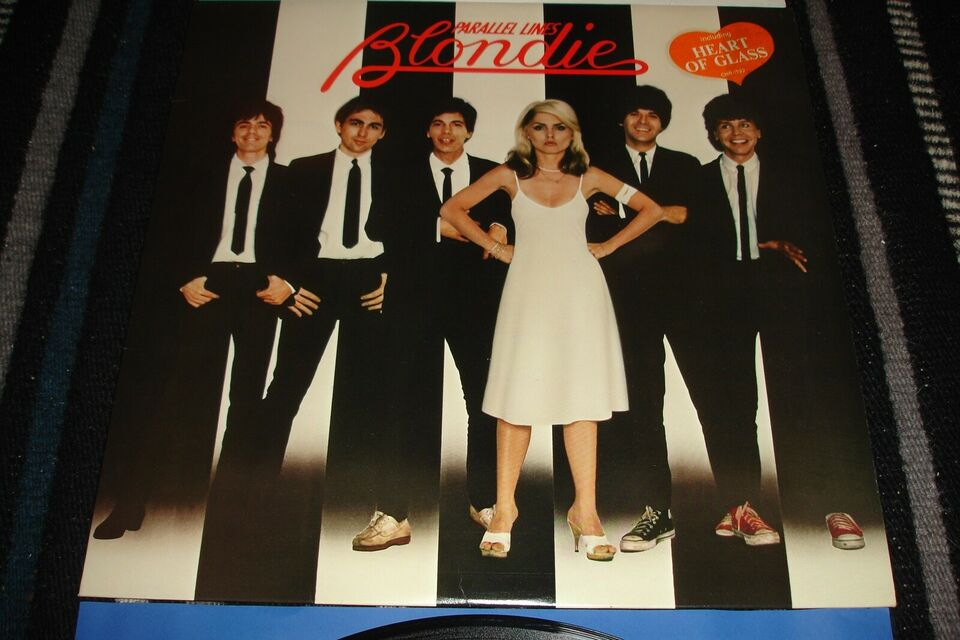 LP, Blondie, Parallel Lines