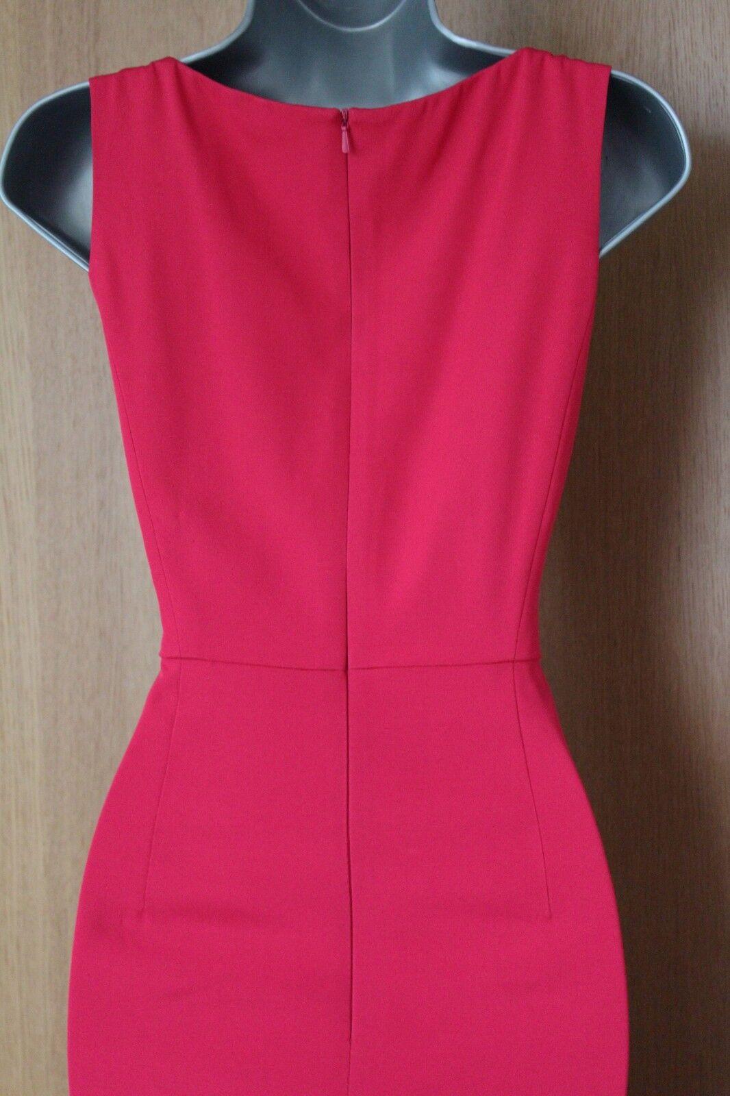 COAST Stunning Hot Pink Darcia Darcia Darcia May Bow Shift Dress Formal Party 59288e