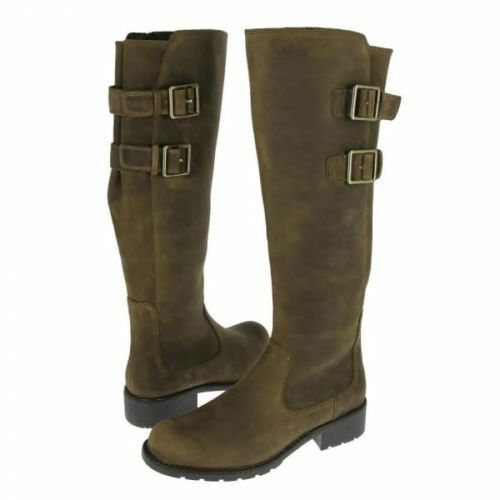 Riding cachi Ladies Boots 4 Orinoco pelle color Clarks Long in Tango Uk wtqBqg7p