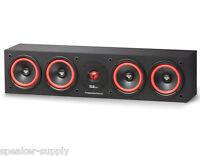 Cerwin Vega Sl-45c Quad 5 1/4 Center Channel Speaker 150 Watt Home Theater Sl45