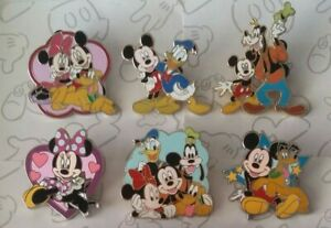 Fab-Five-Mickey-Minnie-Mouse-and-Friends-Starter-Set-Choose-a-Disney-Pin