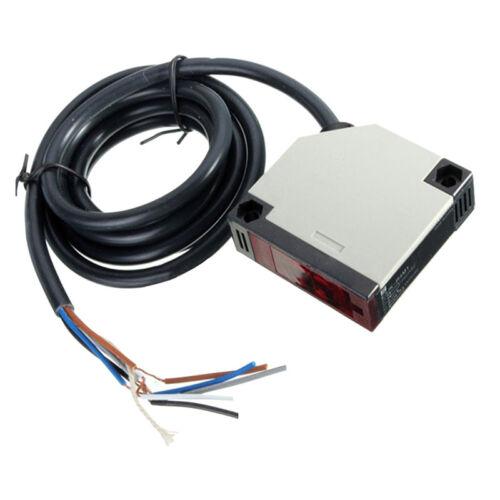 Spiegelreflektierend fotoelektrisch DC12-24V 3A E3JK-R4M1 Sensorschalter mi L3O4