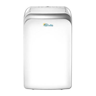 14000 BTU Portable Air Conditioner with Heating Window Kit Remote by Senville