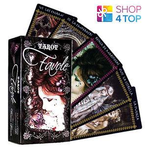 FAVOLE-TAROT-DECK-VICTORIA-FRANCES-TELLING-CARDS-DIVINATION-FOURNIER-NEW
