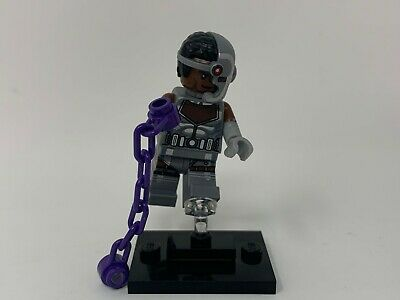 COLSH CYBORG LEGO MINIFIGURE DC SUPER HEROES NEW 71026