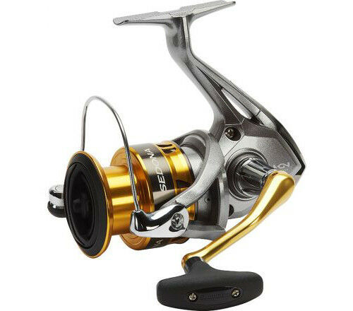 Shimano Sedona FI Spinning Fishing Rreel, Hagane Gear, Model  2017, SEC3000FI  the classic style