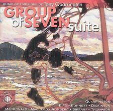 Group of Seven Suite 2003 by Tont Quarrington; Jane Bunnett; John Ma . EXLIBRARY