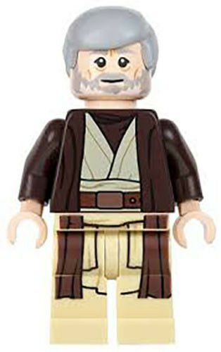 SW0552 NEW LEGO OBI-WAN KENOBI FROM SET 75159 STAR WARS EPISODE 4//5//6