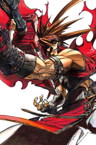 OTH516 Guilty Gear X PS1 PS2 Sega DreamCast RGC Huge Poster