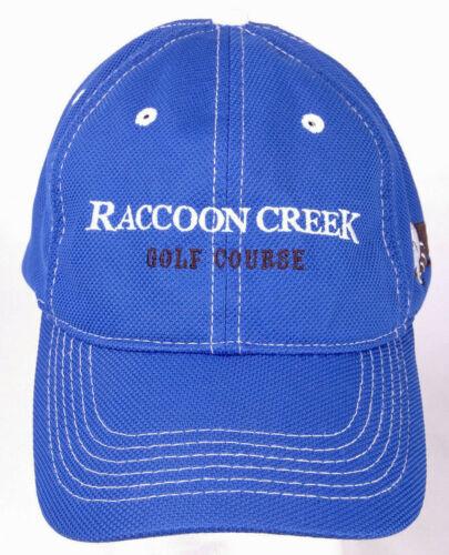 FOOTHILLS Golf Course Hat-Blue-Strapback-Littleton