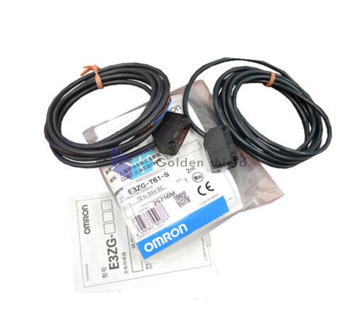 NPN OMRON E3Z-T61 Photoelectric Switch Sensor 12 to 24 VDC New